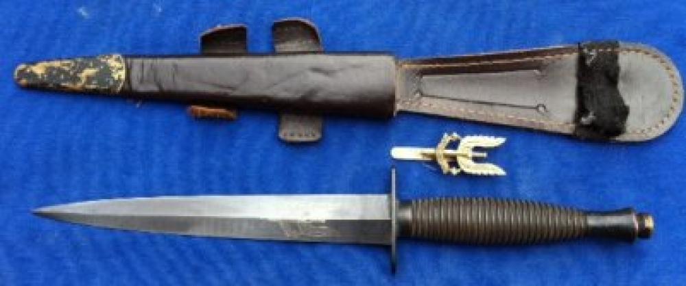 Sas Special Air Service Sykes Fairbairn Commando Dagger