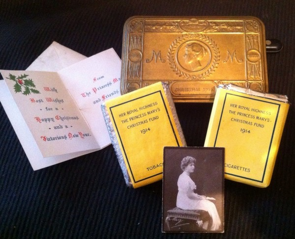 a wonderful princess mary christmas box 1914 complete with