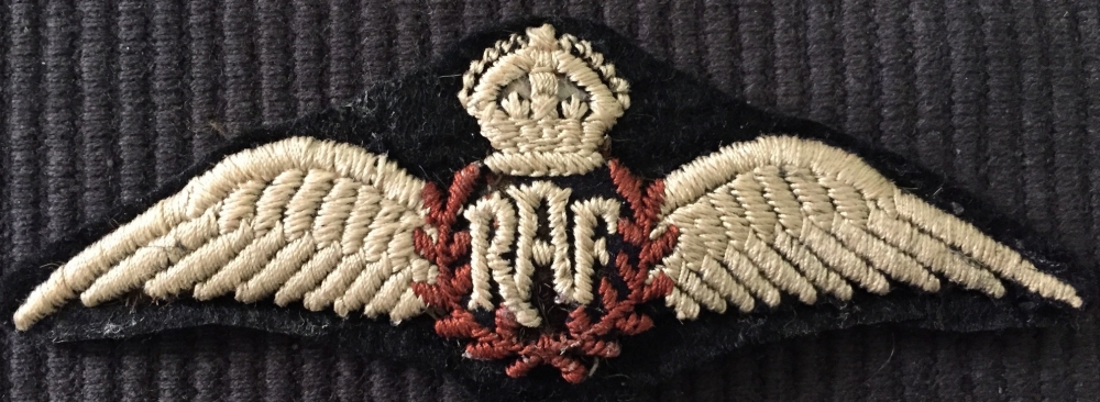 A RARE & UNATTRIBUTED DISTINGUISHED FLYING CROSS (1942