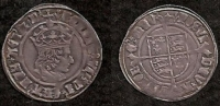 HENRY VII �PROFILE� GROAT (mm: Pheon) 1503-1509. EF+ and About as struck.