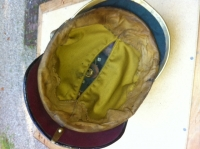 WW1GERMANY ´Prussian´ Officer´s Pickelhaube, circa 1914.