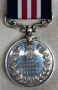 MILITARY MEDAL (GV)  253rd TUNNELLING CO. R.E. (Scarce) Gassed, Somme,1916