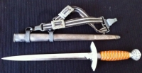 LUFTWAFFE (2nd Type) Officer´s Dagger (c,1940) By SMF