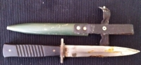 WW I �German Army� Trench or Boot Dagger (c,1916) Superb & Rare.