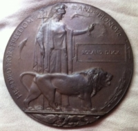 1914-15 Star Trio,Plaque & Scroll. 5th Yorkshire Regt.(A Young Skinningrove Lad,Aged only 18)K.I.A. 25th May 1915
