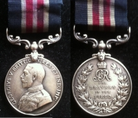 MILITARY MEDAL. (Single) 5th ROYAL LANCASTER REGT
