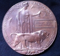 1914-15 Trio & Plaque (Died,1st Day Battle of Loos) 25th Sept 1915. 2nd Wilts Regt