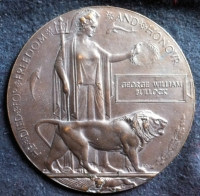 1914 Star & Bar Trio (MARNE CASUALTY) with Plaque. 1st Bn Loyal North Lancashire Reg. Killed-in Action 14th September 1914.