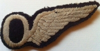 "A SELECTION OF ""OBSERVER"" (O) BREVET WINGS FROM THE PRE-WAR RAF BOMBER  & COASTAL COMMAND AIRCREW OF WORLD WAR TWO. 1918-c,1940."