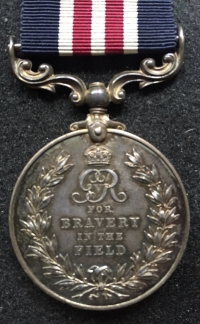 A VERY RARE & DESIRABLE MILITARY MEDAL (Single) 